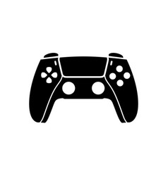 Game joystick gamepad new generation vector