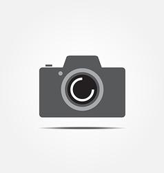 camera icon1 vector image