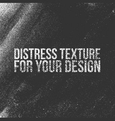 Distress texture for your design vector