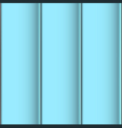 seamless realistic blue tiled roof sheet vector image