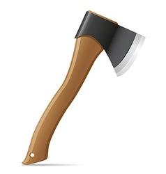 tool axe 04 vector image