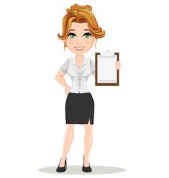 Businesswoman 14 vector