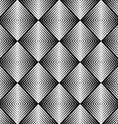 Optical blur seamless pattern vector