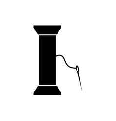 string icon vector image