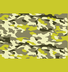 camouflage military background abstract military vector image
