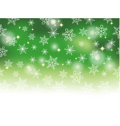 seamless snow background vector image