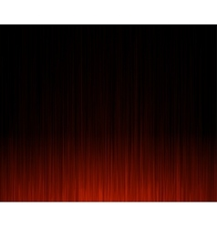 Abstract gradient line red background vector image vector image