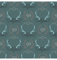 Seamless rustic background vector