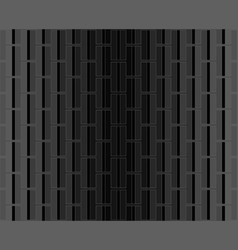Black h alphabet pattern background vector
