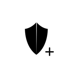 finance black vector image