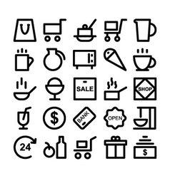 Shopping Icon 2 vector