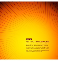 Colorful curve lines background vector image