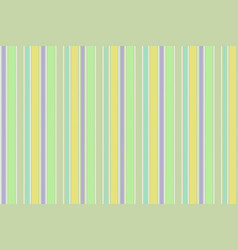 abstract multicolor stripes seamless pattern vector image