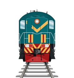 Diesel Locomotive vector