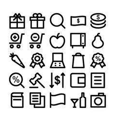 Shopping Icon 4 vector