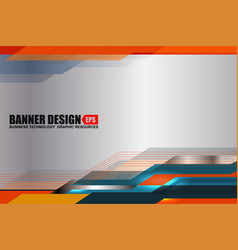 abstract silver background design vector image