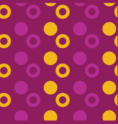 berries world seamless pattern vector image
