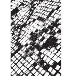 Distress Mosaic Texture vector image