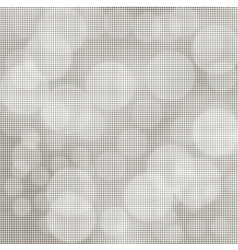 Dots on White Background vector