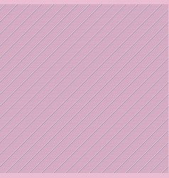 light pink striped background diagonal texture vector image