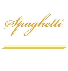 Spaghetti pasta vector image vector image