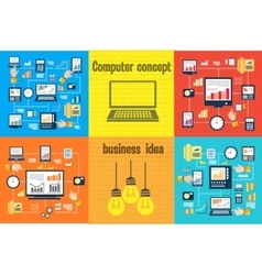 Computer for digital computation vector