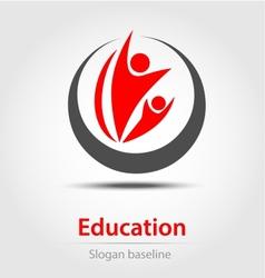 Originall business icon vector image