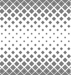 Black white abstract square pattern background vector image vector image