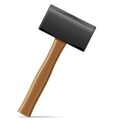 Tool hammer 07 vector