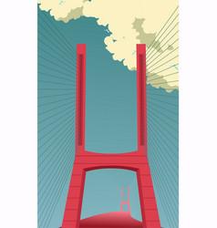 View bridge vector