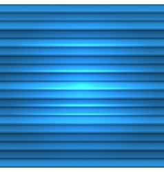 Blue Striped Seamless Pattern Background vector image vector image