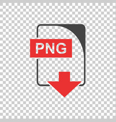 png icon flat vector image