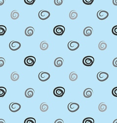 cute abstract seamless pattern vector image vector image