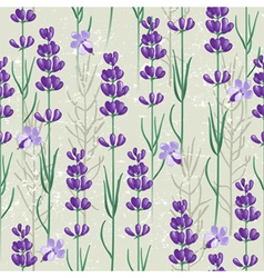 lavender seamless vector image