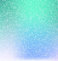 Background of points vector image