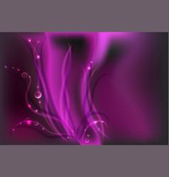 dark red pink shiny sparkles background vector image