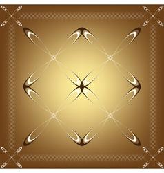 frame and design elements vector image