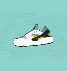 Nike air huarache og v2 vector