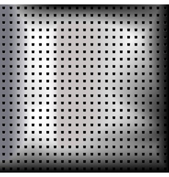 Structure surface metalic chrome vector image