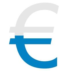 San Marino Euro vector image
