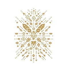 tribal patterns vector image