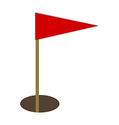 A golf vector