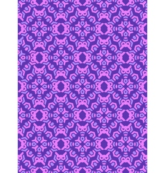 Abstract geometric violet pink seamless pattern vector