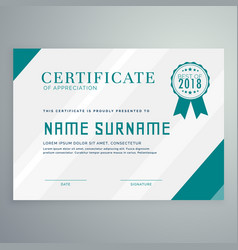 certificate modern vector images over 12 000