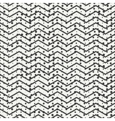 Geometric seamless abstract chevron zigzag stripes vector image