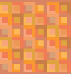 abstract colorful background color-block seamless vector image vector image