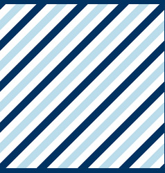 simple seamless pattern with blue stripes vector image vector image