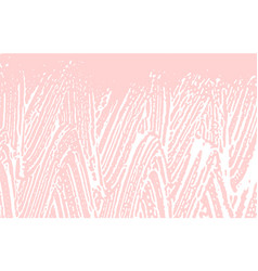 Grunge texture distress pink rough trace flawles vector