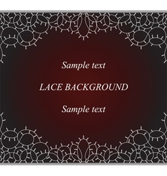 Lacy background vector