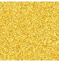 Abstract gold glitter texture background vector